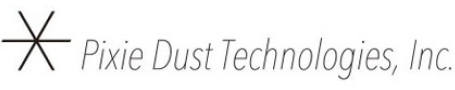 Pixie Dust Technologies,Inc.